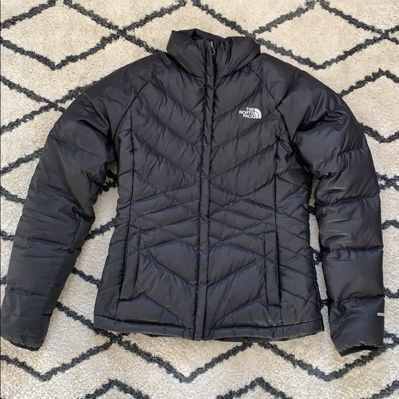 The North Face Jackets & Blazers - Women's Small North Face 550 Black Jacket